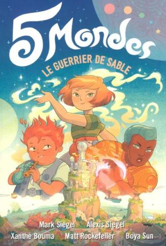 5 mondes - tome1_leguerrierdesable